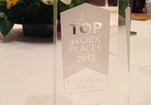 SCO Wins Top Workplaces Awards