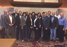 Five Optometry Organizations Meet to Discuss Collaboration