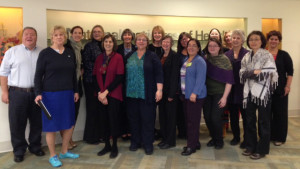 Members of the Association of Vision Science Librarians.