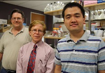 IUSO Faculty Collaborate on Diabetic Eye Disease Research