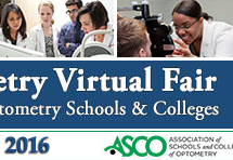 Optometry Virtual Fairs Continue to be Popular