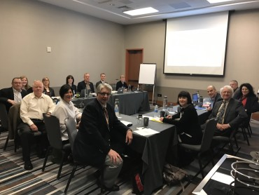 Optometry Groups Meet to Discuss Industry-Wide Issues