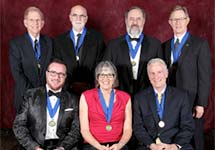 National Academies of Practice Inducts Distinguished Practitioners  Fellows