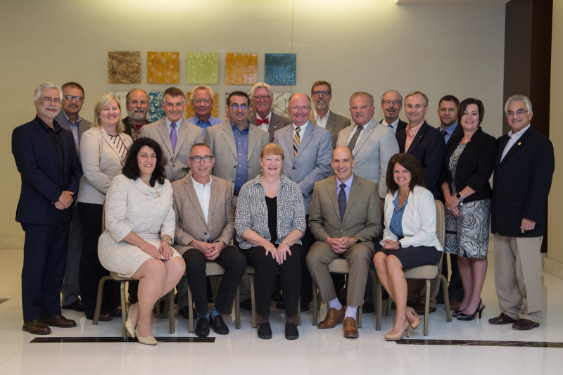 ASCO's New Executive Committee Elected