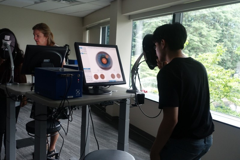 Clinical Procedures Lab and Virtual Reality Simulation Lab Now Open at Salus PCO
