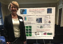 Indiana University Schools of Optometry Presents Poster on Capitol Hill