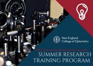 Eight Students Welcomed to 2017 Summer Research Training Program