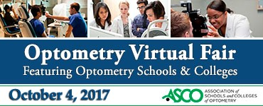 Optometry Virtual Fair Held on October 4