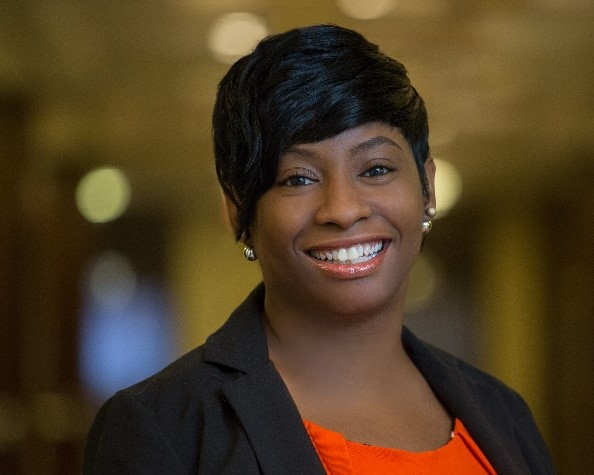 ASCO's Own, LaShawn Sidbury, Selected for Competitive Leadership Program