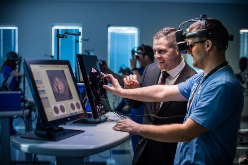 Midwestern University Eye Institute Incorporates VR Technology for Student Training