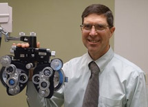 Dr. Stanley Hatch Named Chief of Pediatric/Binocular Vision Service at The Eye Institute of Salus University