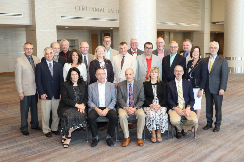 Optometry's Future Focus of Fall Board Meeting